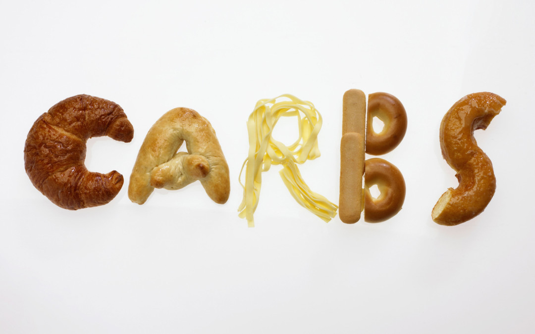 5 reasons why you should eat MORE carbs